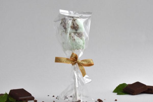 Mint & Dark Chocolate Pops