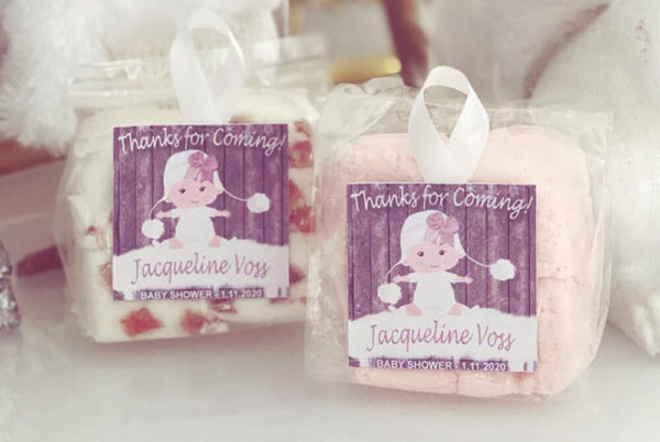 Personlized Baby Shower Gifts