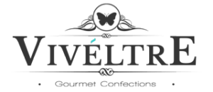 viveltre gourmet marshmallows logo
