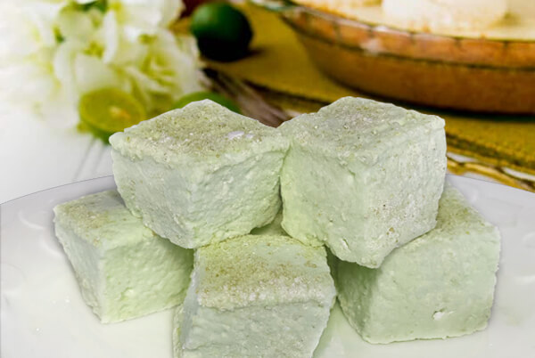keylime marshmallows